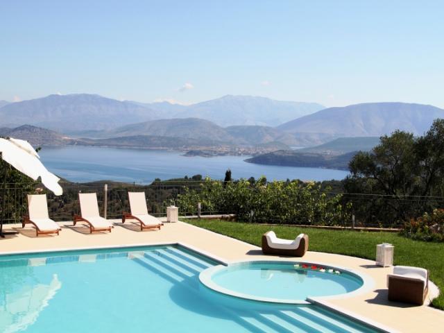 7 bedroom Villa in Kassiopi, Corfu, Greece : ref 2290416 - Image 1 - Avlaki - rentals