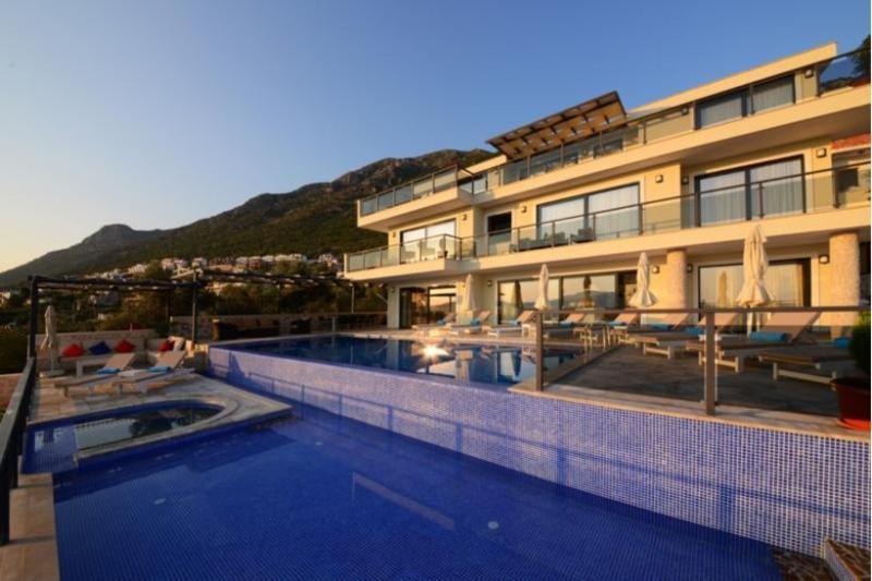 6 bedroom Villa in Kalkan, Mediterranean Coast, Turkey : ref 2291320 - Image 1 - Kalkan - rentals