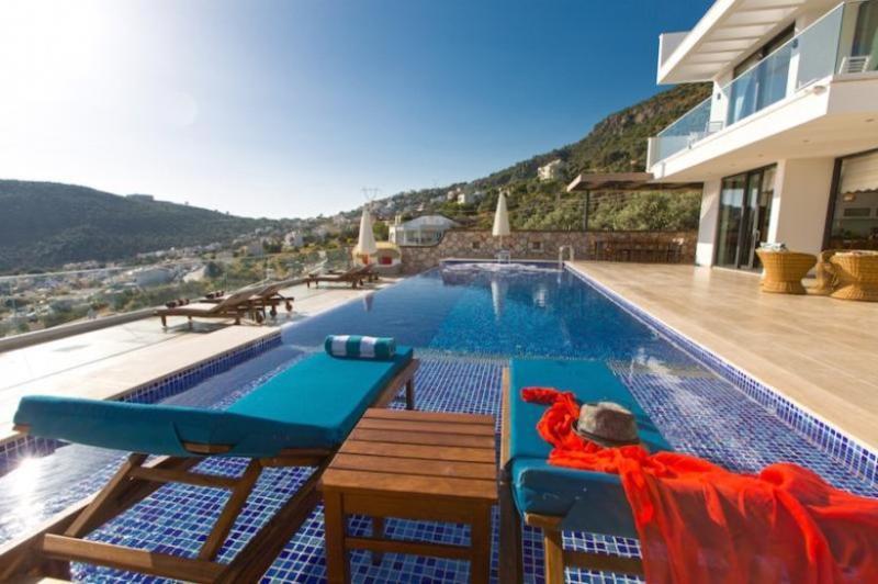 5 bedroom Villa in Kalkan, Mediterranean Coast, Turkey : ref 2291318 - Image 1 - Kalkan - rentals