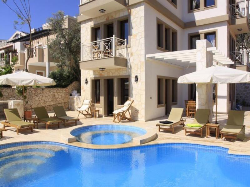5 bedroom Villa in Kalkan, Mediterranean Coast, Turkey : ref 2291324 - Image 1 - Kalkan - rentals