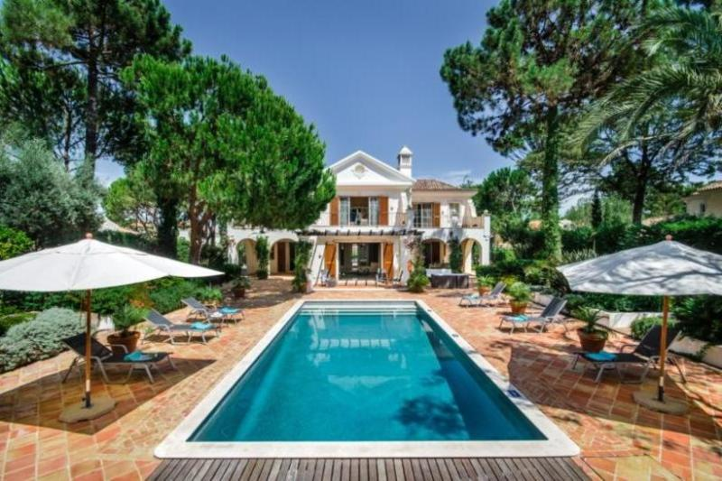 4 bedroom Villa in Quinta do Lago, Algarve, Portugal : ref 2291335 - Image 1 - Quinta do Lago - rentals