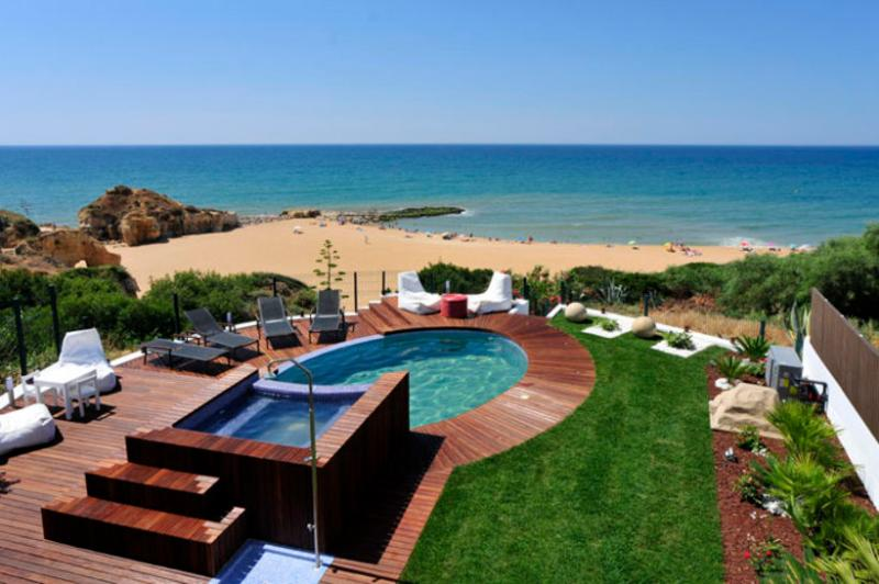 4 bedroom Villa in Albufeira, Algarve, Portugal : ref 2291340 - Image 1 - Albufeira - rentals