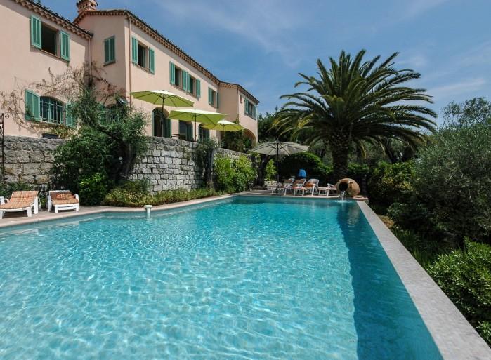 4 bedroom Villa in Grasse, Cote D'azur, France : ref 2291518 - Image 1 - Grasse - rentals