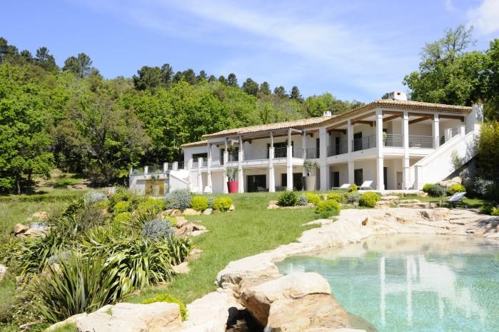 5 bedroom Villa in La Garde Freinet, St Tropez Var, France : ref 2291528 - Image 1 - La Garde-Freinet - rentals