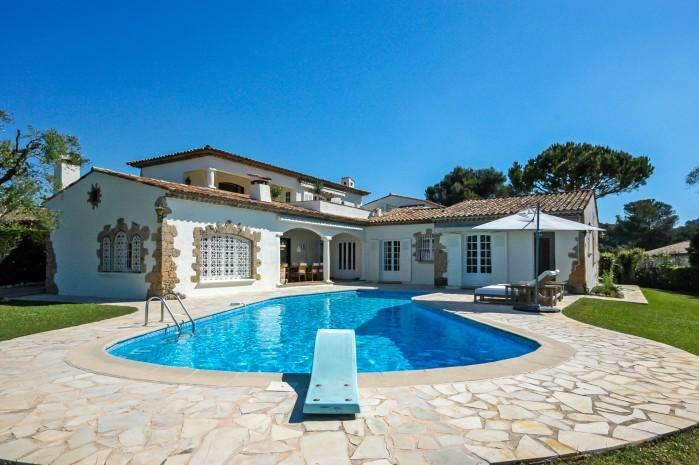 7 bedroom Villa in Mougins, Cote D'azur, France : ref 2291559 - Image 1 - Le Cannet - rentals