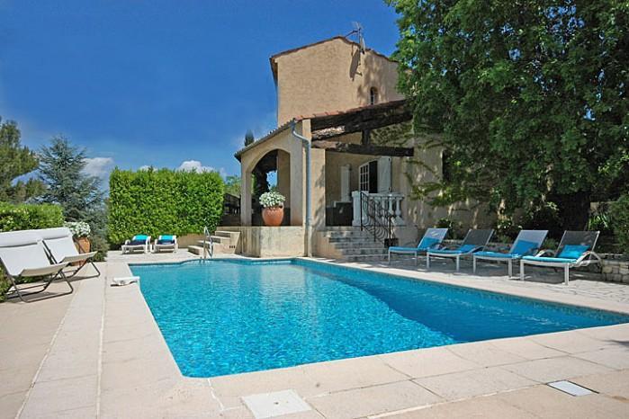 4 bedroom Villa in Peymeinade, Cote D'azur, France : ref 2291561 - Image 1 - Peymeinade - rentals