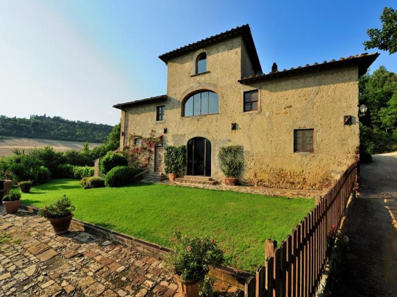 6 bedroom Villa in San Casciano Val Di Pesa, Chianti, Tuscany, Italy : ref 2293874 - Image 1 - Sambuca - rentals