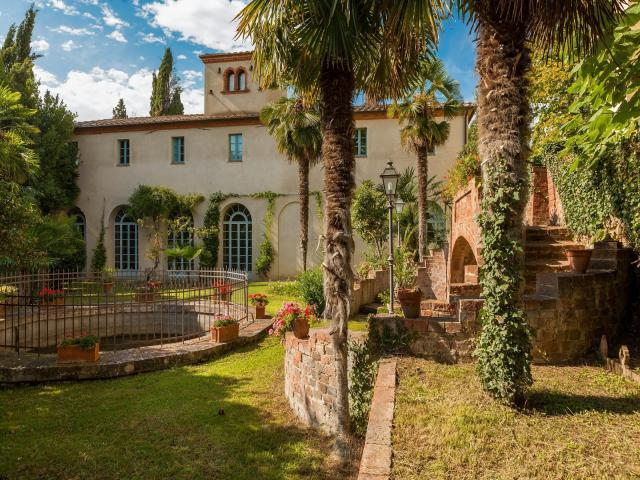 6 bedroom Villa in Sinalunga, Siena and surroundings, Tuscany, Italy : ref - Image 1 - Sinalunga - rentals