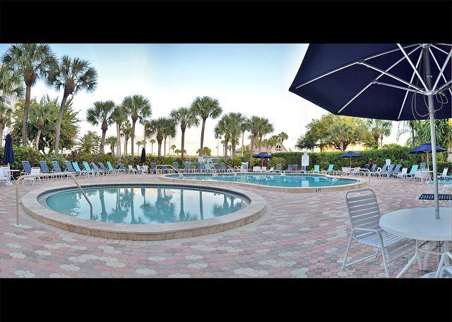 Updated Siesta Key Vacation Rental Condo w/ Heated Pool and Beach Access - Image 1 - Siesta Key - rentals