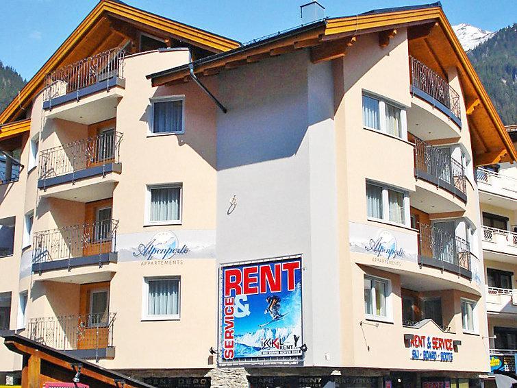 2 bedroom Apartment in Ischgl, Tyrol, Austria : ref 2295729 - Image 1 - Ischgl - rentals