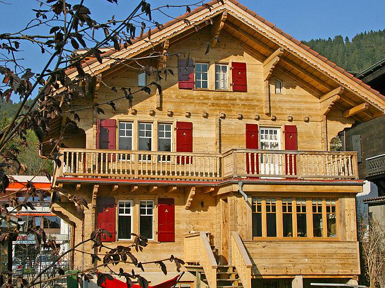 6 bedroom Villa in Villars, Alpes Vaudoises, Switzerland : ref 2296376 - Image 1 - Villars-sur-Ollon - rentals