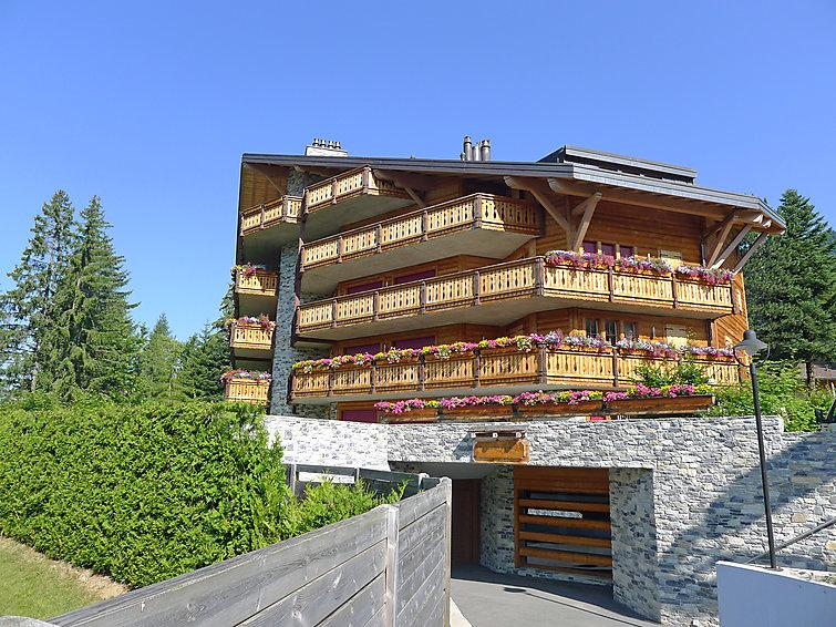 3 bedroom Apartment in Villars, Alpes Vaudoises, Switzerland : ref 2296386 - Image 1 - Villars-sur-Ollon - rentals