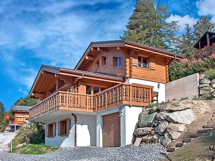 4 bedroom Villa in Nendaz, Valais, Switzerland : ref 2296671 - Image 1 - Nendaz - rentals