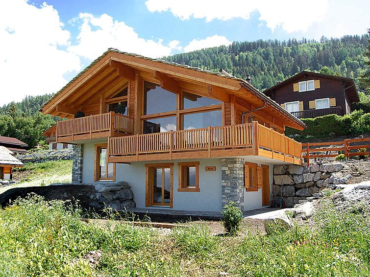 4 bedroom Villa in Nendaz, Valais, Switzerland : ref 2296831 - Image 1 - Nendaz - rentals
