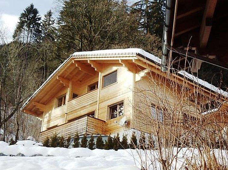 5 bedroom Apartment in Zweisimmen, Bernese Oberland, Switzerland : ref 2296986 - Image 1 - Zweisimmen - rentals
