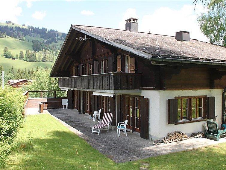 4 bedroom Apartment in Saanenmoser, Bernese Oberland, Switzerland : ref 2297042 - Image 1 - Saanenmöser - rentals