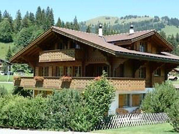 5 bedroom Apartment in Saanenmoser, Bernese Oberland, Switzerland : ref 2297037 - Image 1 - Saanenmöser - rentals