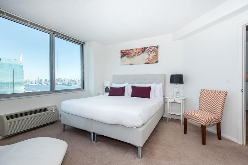 Great Building Amenities - 2 Bedroom 2 Bathroom Posh Apartment in Paulus Hook Neighborhood - Image 1 - Jersey City - rentals