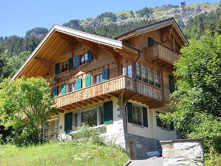 5 bedroom Villa in Champery, Valais, Switzerland : ref 2298611 - Image 1 - Champéry - rentals