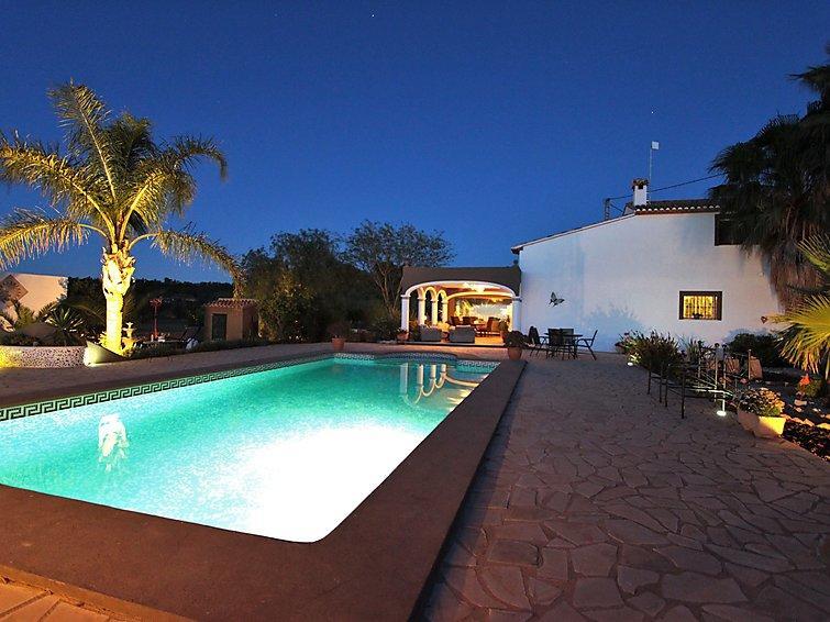 6 bedroom Villa in Denia, Costa Blanca, Spain : ref 2298658 - Image 1 - Denia - rentals