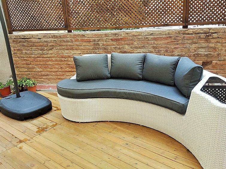 1 bedroom Apartment in Barcelona, Barcelona, Spain : ref 2298812 - Image 1 - Barcelona - rentals
