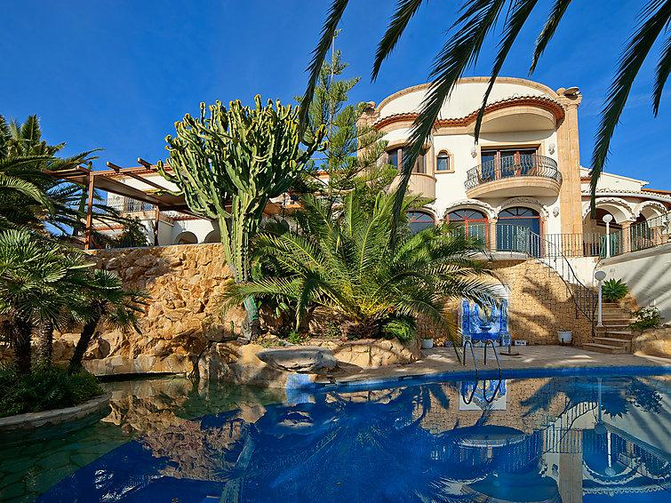 5 bedroom Villa in Javea, Costa Blanca, Spain : ref 2298784 - Image 1 - Javea - rentals