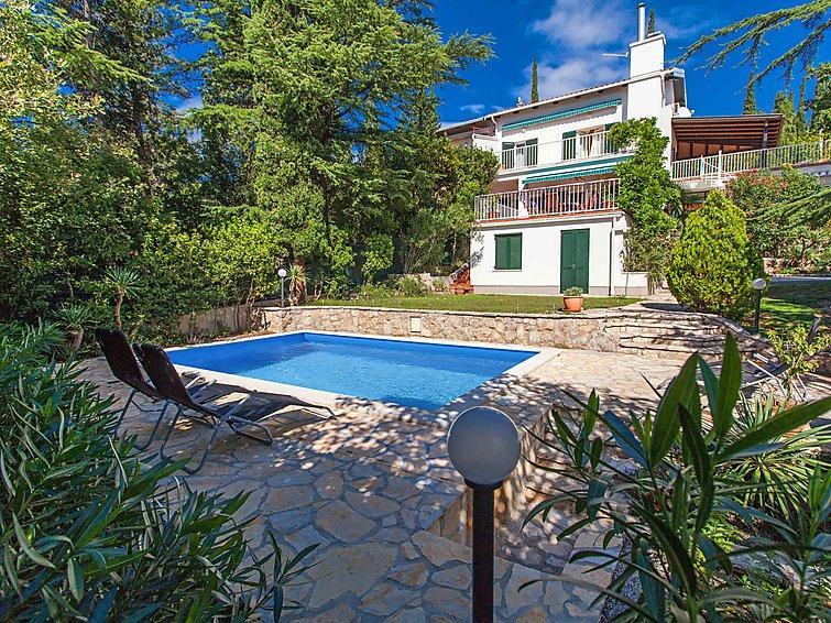 5 bedroom Villa in Crikvenica, Kvarner, Croatia : ref 2298852 - Image 1 - Crikvenica - rentals