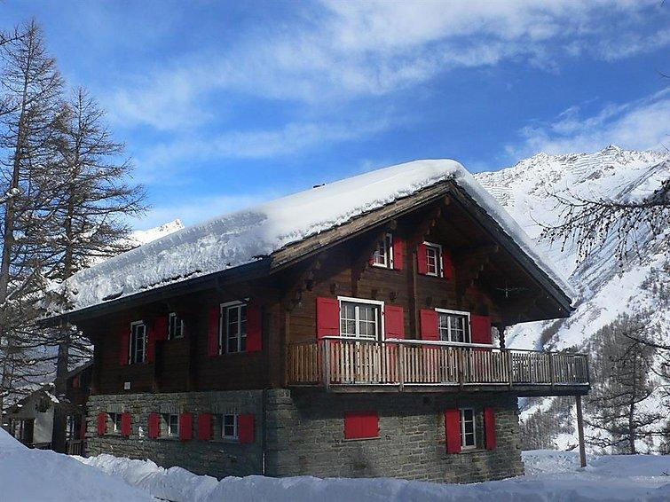 5 bedroom Apartment in Saas Fee, Valais, Switzerland : ref 2298873 - Image 1 - Saas-Fee - rentals
