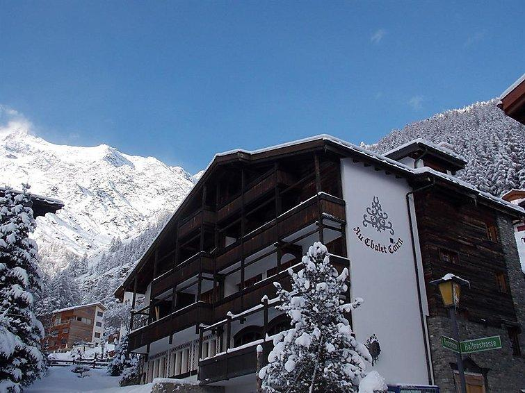 4 bedroom Apartment in Saas Fee, Valais, Switzerland : ref 2298892 - Image 1 - Saas-Fee - rentals