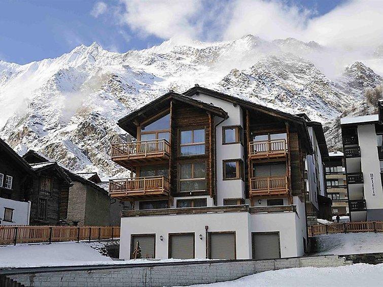 4 bedroom Apartment in Saas Fee, Valais, Switzerland : ref 2298895 - Image 1 - Saas-Fee - rentals