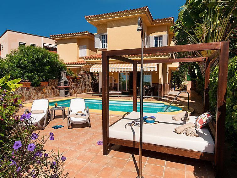 4 bedroom Villa in Maspalomas, Gran Canaria, Canary Islands : ref 2299081 - Image 1 - Maspalomas - rentals