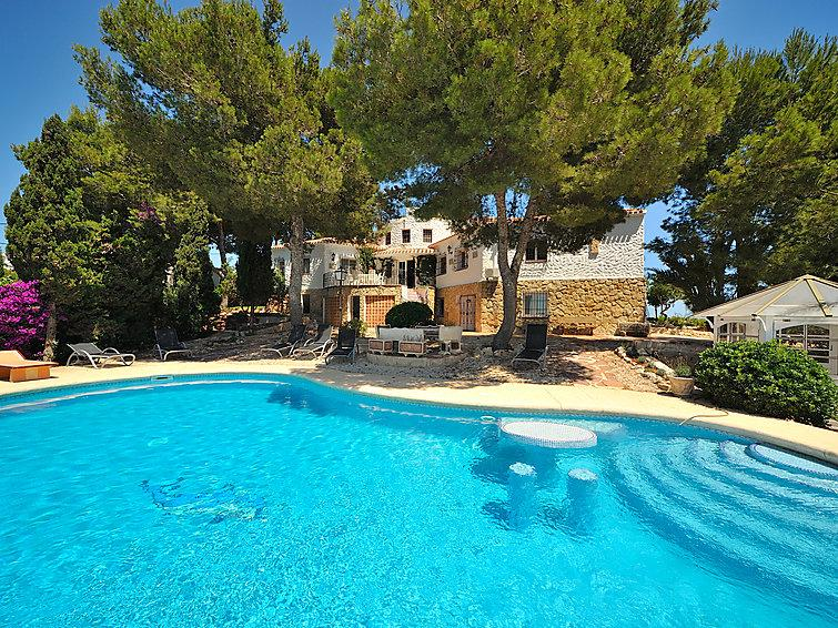 6 bedroom Villa in Javea, Costa Blanca, Spain : ref 2299161 - Image 1 - Javea - rentals