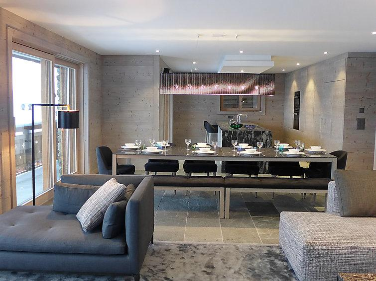 4 bedroom Apartment in Nendaz, Valais, Switzerland : ref 2299295 - Image 1 - Nendaz - rentals