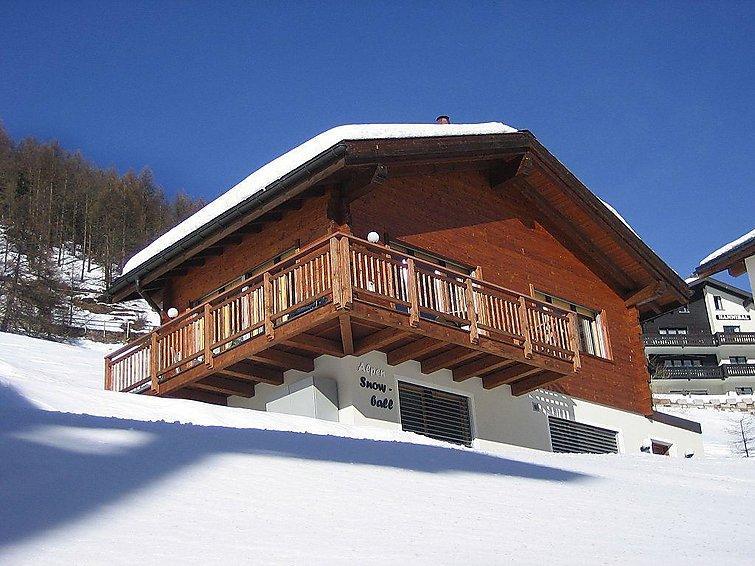 3 bedroom Apartment in Saas Fee, Valais, Switzerland : ref 2299328 - Image 1 - Saas-Fee - rentals