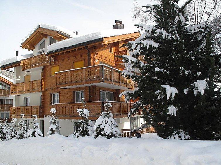 3 bedroom Apartment in Saas Fee, Valais, Switzerland : ref 2299333 - Image 1 - Saas-Fee - rentals