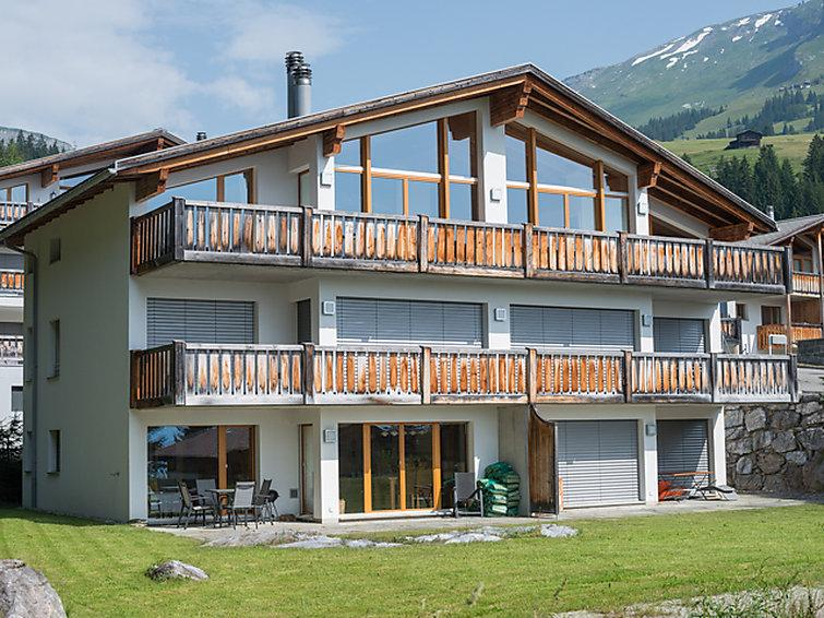 2 bedroom Apartment in Flims, Surselva, Switzerland : ref 2299703 - Image 1 - Flims - rentals