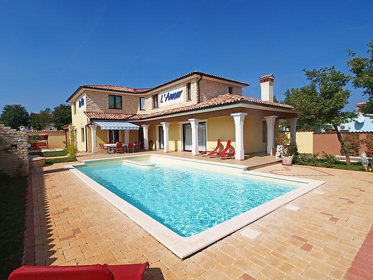4 bedroom Villa in Pula Vodnjan, Istria, Croatia : ref 2299695 - Image 1 - Divsici - rentals