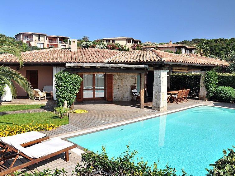 3 bedroom Villa in San Teodoro, Sardinia, Italy : ref 2300083 - Image 1 - San Teodoro - rentals
