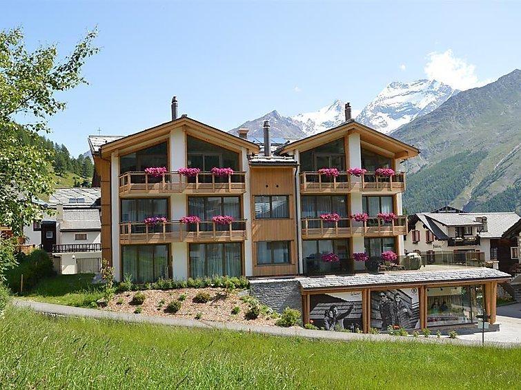 3 bedroom Apartment in Saas Fee, Valais, Switzerland : ref 2300681 - Image 1 - Saas-Fee - rentals