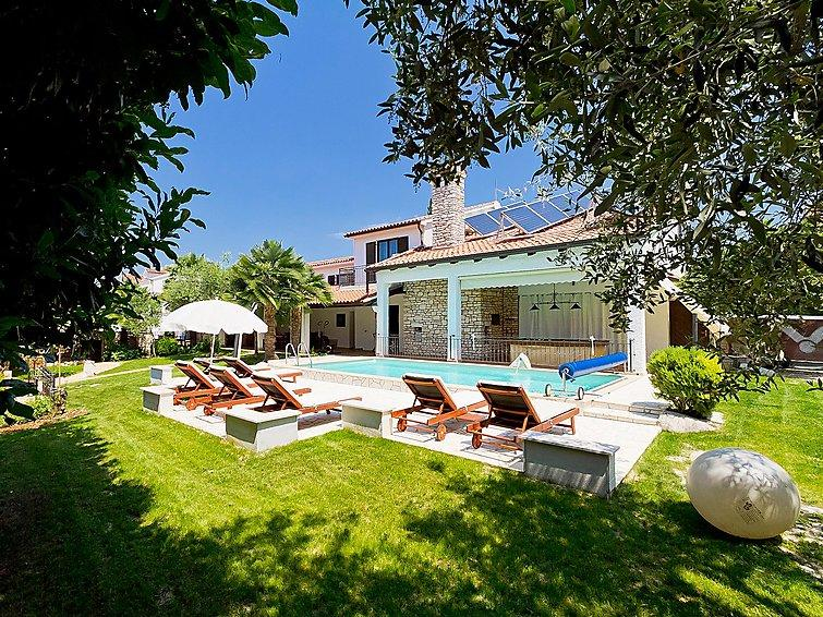 5 bedroom Villa in Porec, Istria, Croatia : ref 2300690 - Image 1 - Porec - rentals