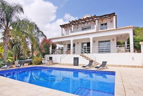 5 bedroom Villa in Benissa, Costa Blanca, Benissa, Spain : ref 2300938 - Image 1 - Benissa - rentals