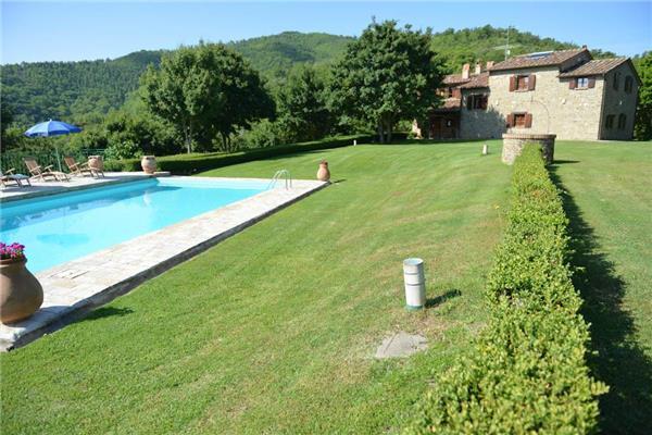 4 bedroom Villa in Monterchi, Tuscany, Italy : ref 2300955 - Image 1 - Monterchi - rentals