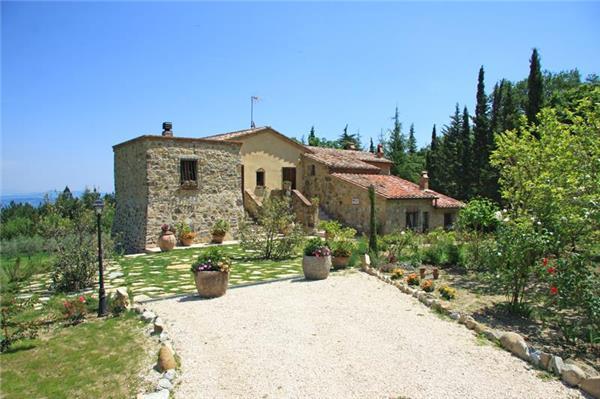 5 bedroom Villa in Cetona, Tuscany, Italy : ref 2301144 - Image 1 - Cetona - rentals