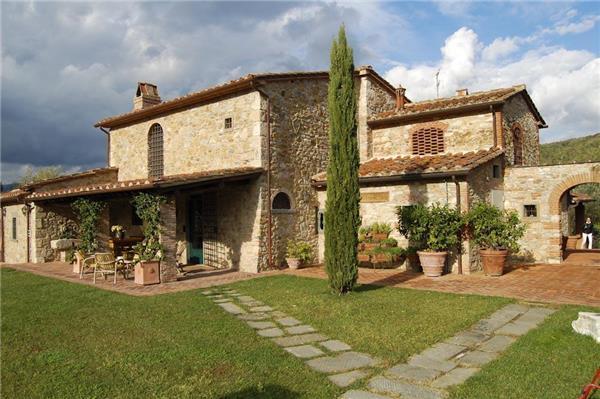 5 bedroom Villa in Monsummano Terme, Tuscany, Italy : ref 2301351 - Image 1 - Monsummano Terme - rentals