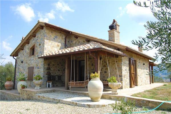 4 bedroom Villa in Grosseto, Tuscany, Italy : ref 2301370 - Image 1 - Seggiano - rentals