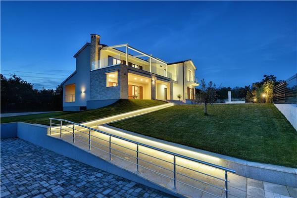 5 bedroom Villa in Jursici, Istria, Croatia : ref 2301518 - Image 1 - Jursici - rentals