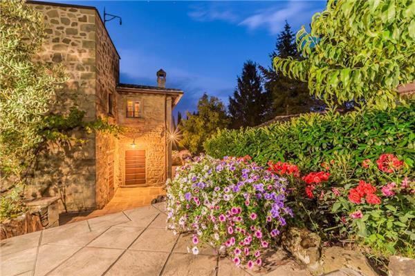 5 bedroom Villa in Monterchi, Tuscany, Italy : ref 2302372 - Image 1 - Monterchi - rentals