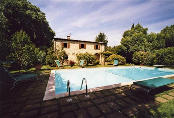 8 bedroom Villa in Cetona, Tuscany, Italy : ref 2301707 - Image 1 - Cetona - rentals