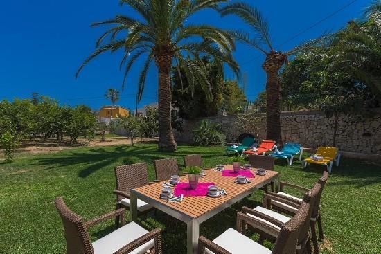 6 bedroom Villa in Benissa, Costa Blanca, Benissa, Spain : ref 2301804 - Image 1 - Benissa - rentals