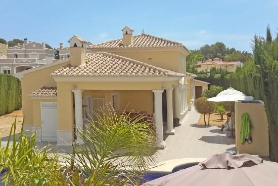 3 bedroom Villa in Calpe, Costa Blanca, Spain : ref 2302001 - Image 1 - Calpe - rentals